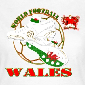 Wales world football soccer T-Shirts - Women's T-Shirt