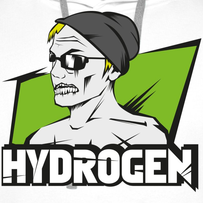 Hydrogen Fan-Sweater!