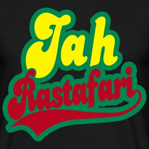 jah rastafari T-Shirts - Men's T-Shirt