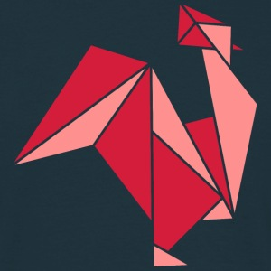 Origami: Hahn Tee shirts - T-shirt Homme
