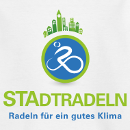 Motiv ~ STAdtradeln Teenager-T-Shirt