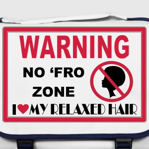 No Fro Zone Bags & backpacks - Shoulder Bag