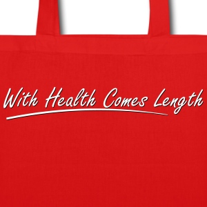 With health comes length Bags & backpacks - EarthPositive Tote Bag