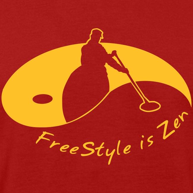 FreeStyle is Zen