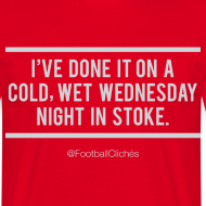 Design ~ Cold, Wet, Wednesday in Stoke