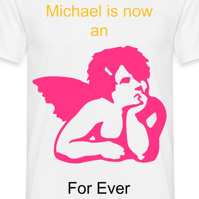 Michael is now an Angel