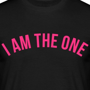 i am the one T-shirts - Mannen T-shirt