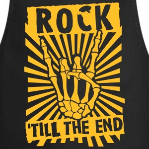 rock 'till the end Tabliers - Tablier de cuisine