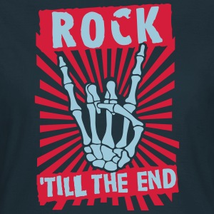 rock 'till the end Tee shirts - T-shirt Femme