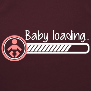 baby loading T-Shirts - Women's Scoop Neck T-Shirt