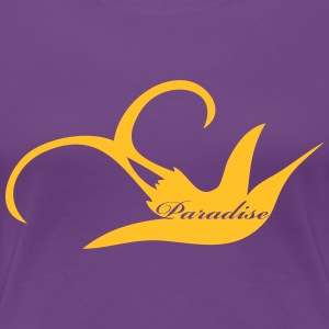 Bird of Paradise T-Shirts - Women's Premium T-Shirt
