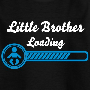 baby loading Shirts - Kinderen T-shirt