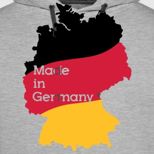 Made in Germany Pullover & Hoodies - Männer Premium Hoodie