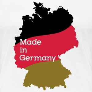 Made in Germany T-shirts - Vrouwen Premium T-shirt