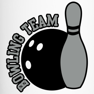 Bowling Team Flessen & bekers - Thermo mok