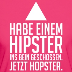 hipster - hopster T-Shirts