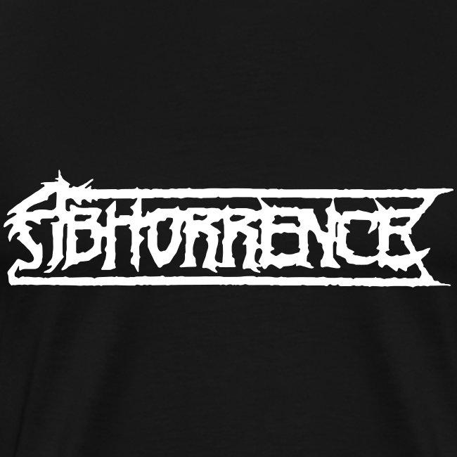 Abhorrence World Tour - Miesten - Valkea teksti