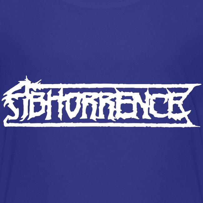 Abhorrence World Tour - Lasten - Valkea teksti