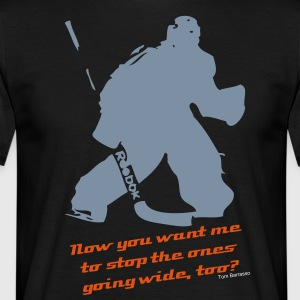 Hockey Goalie T-Shirts - Männer T-Shirt