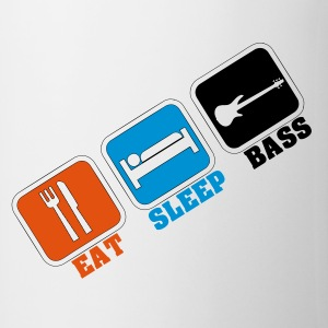 eat-sleep-bass - Tasse