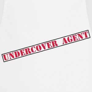 Undercover Agent   Aprons - Cooking Apron