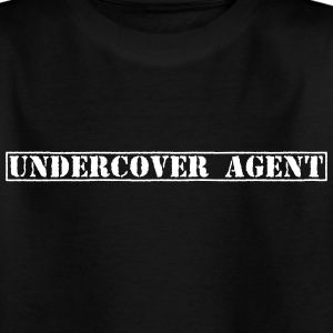 Undercover Agent / Undercover / Politie Shirts - Teenager T-shirt