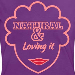 Natural & Loving It T-Shirts - Women's Ringer T-Shirt