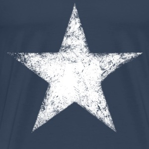 old us star vintage Tee shirts - T-shirt Premium Homme