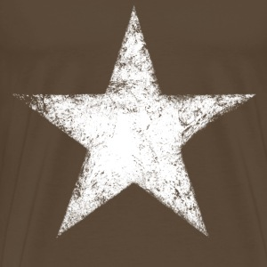 old us star vintage T-shirts - Mannen Premium T-shirt