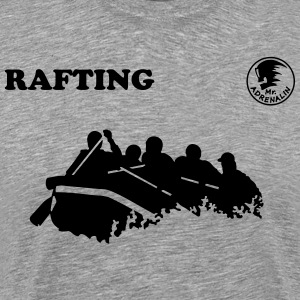 rafting_1 T-Shirts - Men's Premium T-Shirt