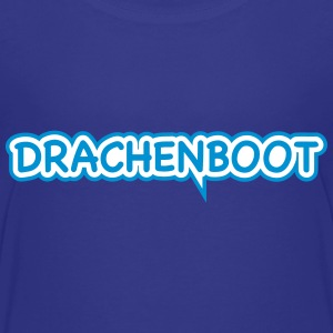 Drachenboot Wassersport Dragonboat Paddeln 2c T-Shirts - Teenager Premium T-Shirt