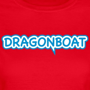 Dragonboat Drachenboot Kanu Outrigger 2c T-Shirts - Frauen T-Shirt
