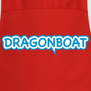 Dragonboat Drachenboot Kanu Outrigger 2c  Aprons - Cooking Apron