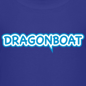 Dragonboat Drachenboot Kanu Outrigger 2c T-Shirts - Teenager Premium T-Shirt