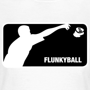 Flunkyball T-Shirts - Frauen T-Shirt