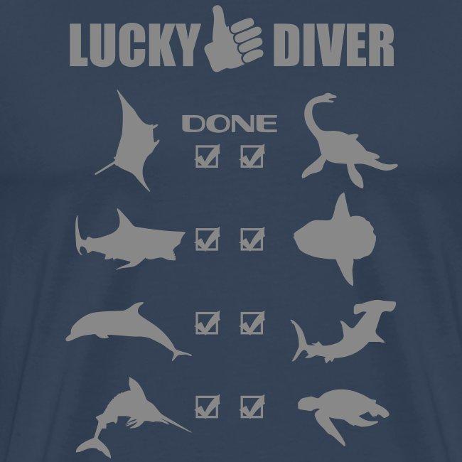 Lucky Diver-Hom-Pailettes+logo dos