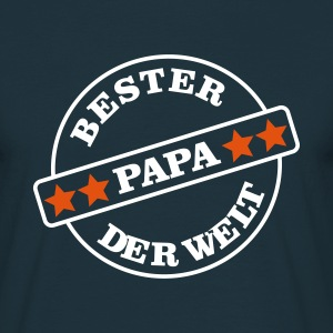 suchbegriff bester papa t shirts spreadshirt. Black Bedroom Furniture Sets. Home Design Ideas