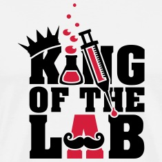 king of the lab (d, 2c) T-Shirts