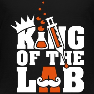 king of the lab (d, 2c) T-Shirts - Kinder Premium T-Shirt