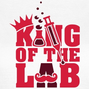 king of the lab (d, 2c) T-Shirts - Women's T-Shirt