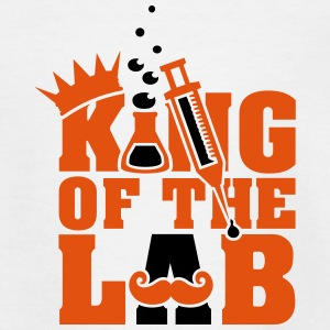 king of the lab (d, 2c) T-Shirts - Kinder T-Shirt
