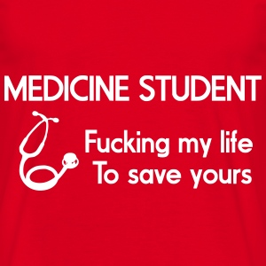 Medicine Student Tee shirts - T-shirt Homme