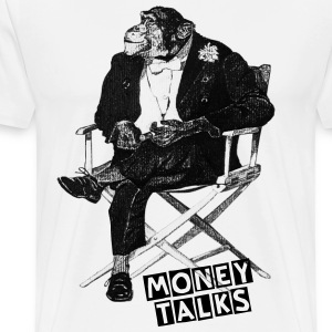 Money talks - Männer Premium T-Shirt