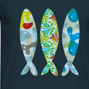 3 Fish - T-shirt Homme