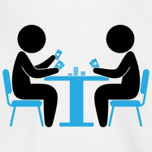 Pokerplayer (dd)++2013 T-shirts - Børne-T-shirt