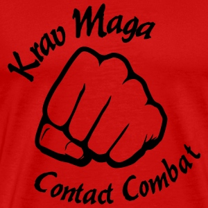 krav punch T-Shirts - Men's Premium T-Shirt