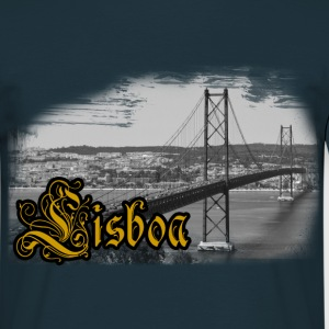 Lisbon bridge T-Shirts - Men's T-Shirt