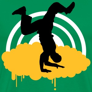 Breakdancer T-Shirts - Men's Premium T-Shirt