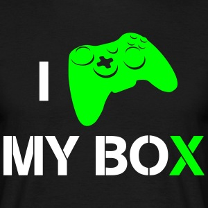 i love my x-box Shirt - Männer T-Shirt