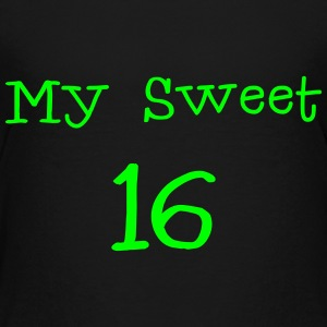 My Sweet 16 / 16. Birthday / Party 1c Shirts - Teenage Premium T-Shirt